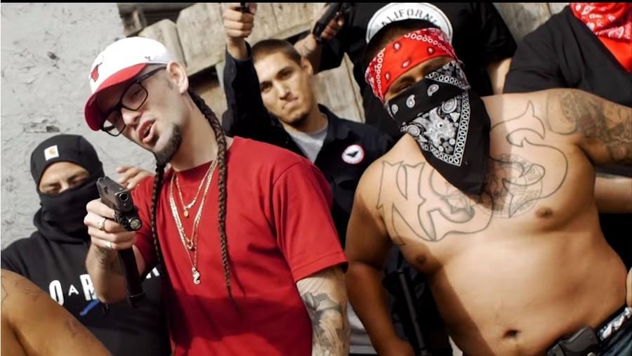 Pandilleros de Seaside fueron detenidos tras un videoclip de rap