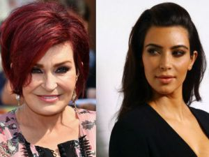 "Sharon Osbourne: ""Kim Kardashian es una put*, no una feminista"""