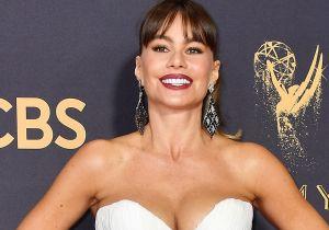 Sofía Vergara presume el sexy escotazo con su imagen del ayer en Instagram