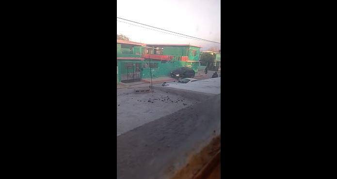 VIDEO: Policía de Tamaulipas remata a cuatro presuntos delincuentes