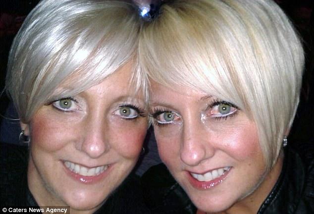 Rachel y Christine  Hoggins estaban muy unidas hasta que, lamentablemente, un cáncer las separó.