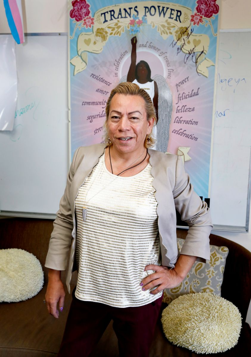 Bamby Salcedo llegó a California a los 17 años de edad: Aurelia Ventura