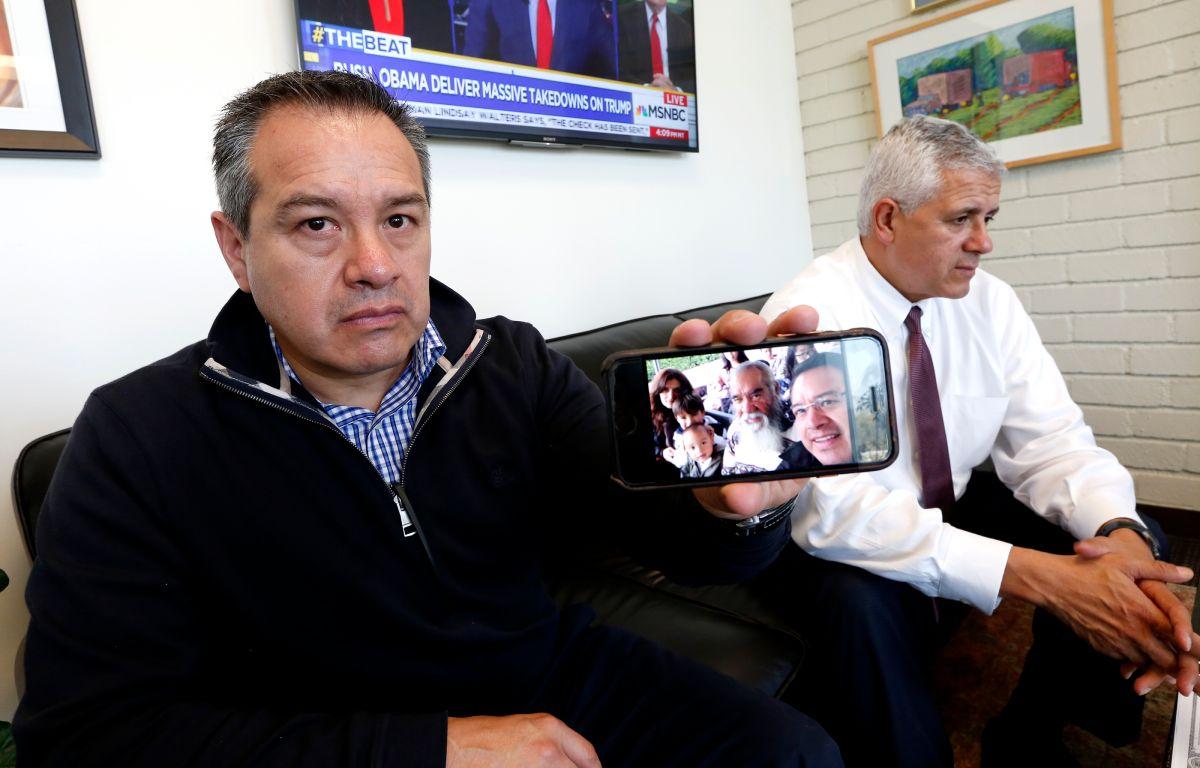 ¿De qué murió mi padre? se pregunta hijo que vino de México a recoger sus restos