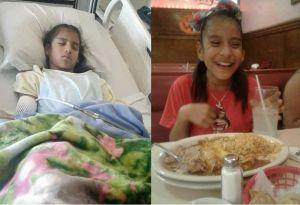 La Migra espera que niña indocumentada sea dada de alta de grave operación para detenerla