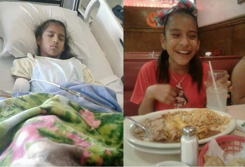 """Reclaman liberación """"inmediata"""" de niña indocumentada detenida tras operación"""