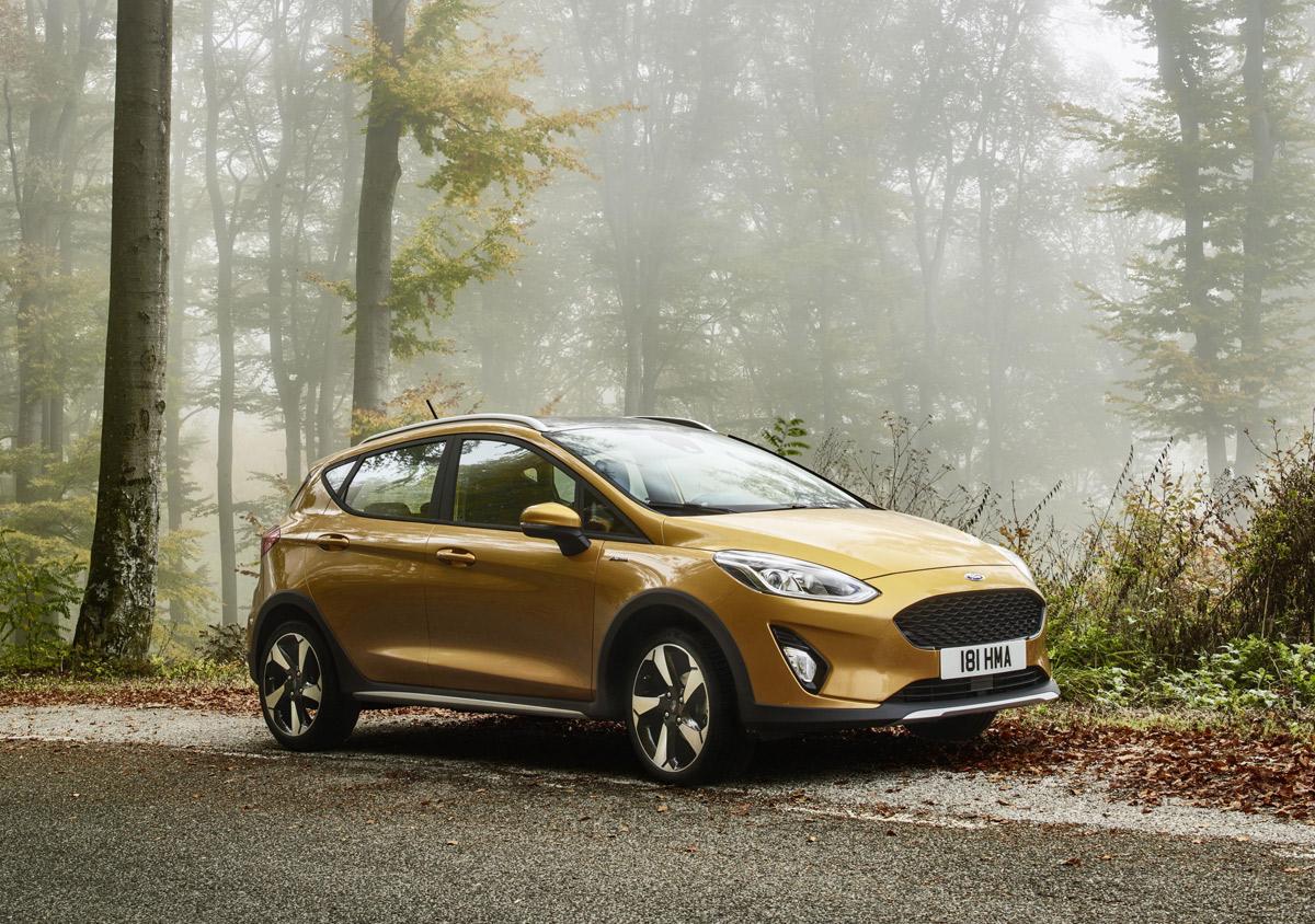 10 curiosidades del nuevo Ford Fiesta