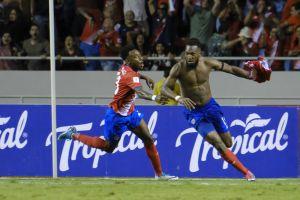 Plantel de jugadores de Selección Costa Rica en Rusia 2018