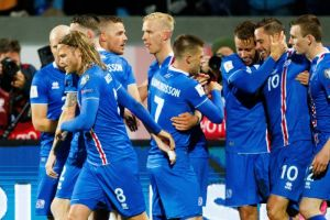 Plantel de jugadores de la Selección Islandia en Rusia 2018