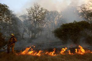 El humo de incendios podría provocarte cáncer