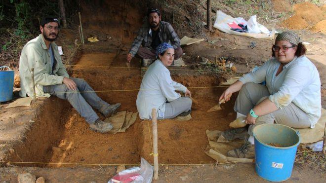 La expedición mexicana que busca rastros del origen del 'Homo sapiens'