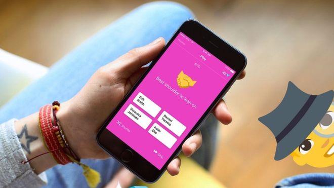 TBH, la exitosa aplicación de mensajería anónima para adolescentes que Facebook acaba de comprar