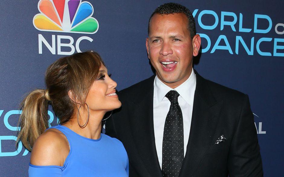 Alex Rodríguez dejó claro que la que manda es Jennifer Lopez
