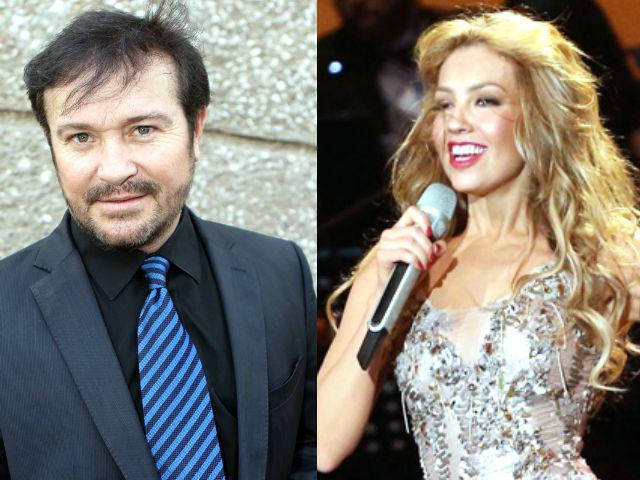 Video: Arturo Peniche 'balconea' a Thalía con una anécdota de 'María Mercedes'