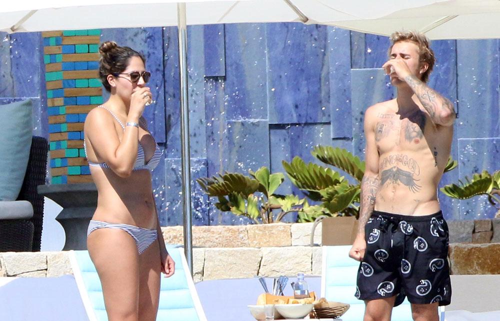Justin Bieber no pierde el tiempo en México y le entra duro al tequila