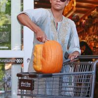 Halle Berry está lista para Halloween