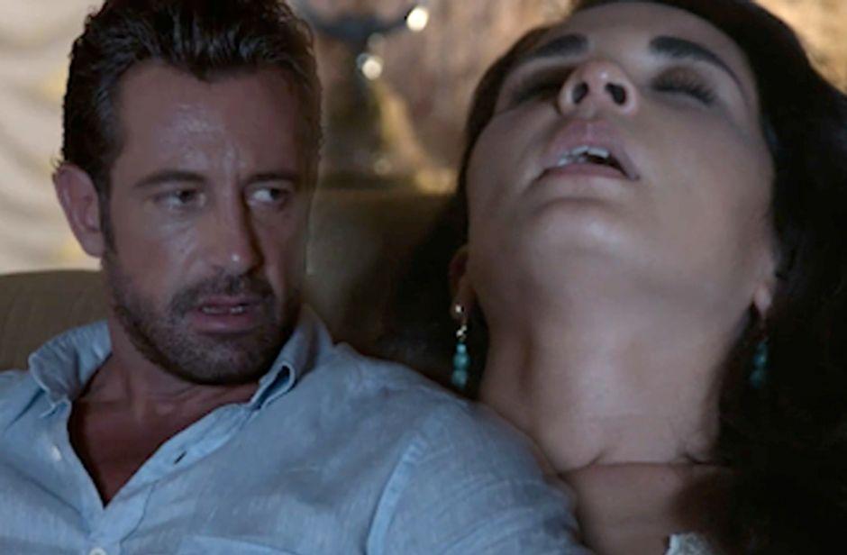 Video: Gabriel Soto protagoniza escena erótica en telenovela de Univision