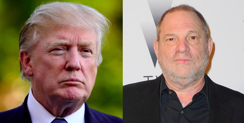 Lo que tiene en común Harvey Weinstein y Donald Trump según Hillary Clinton