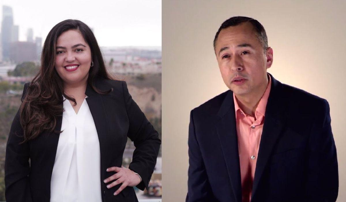 Se espera que Wendy Carrillo y Luis López se enfrentarán en una segunda vuelta electoral.