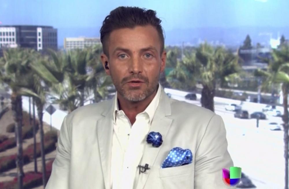 Reportero violentado por Eduardo Yáñez era actor de la telenovela 'Rebelde'