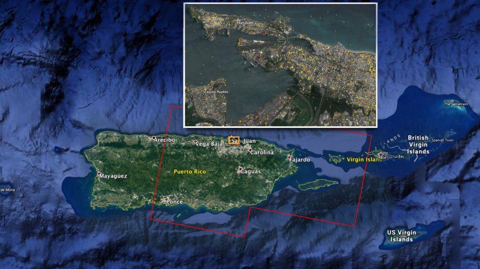 Puerto Rico echa mano de la NASA para recuperarse del huracán María