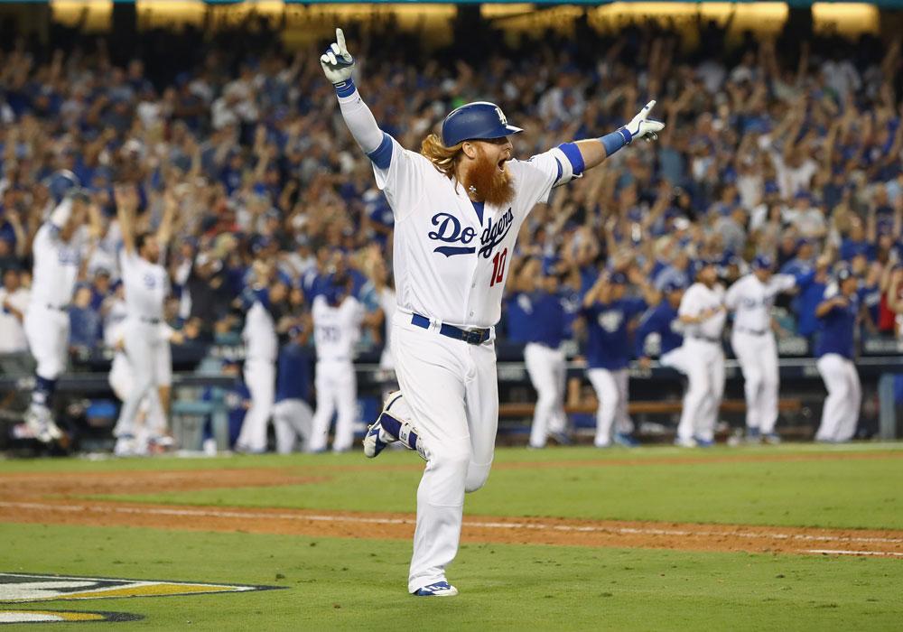 El increíble jonrón con el que los Dodgers dejaron tendidos en el terreno de juego a los Cubs