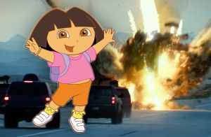 Productor de 'Transformers' prepara película de 'Dora la exploradora'