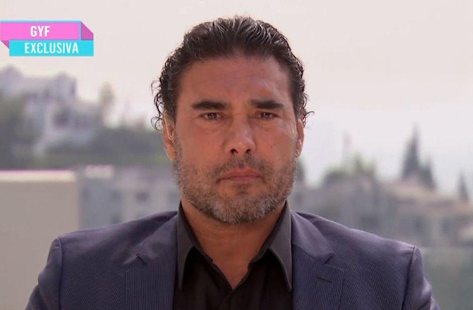 Video: Eduardo Yáñez, entre lágrimas, pide disculpas por cachetada a reportero