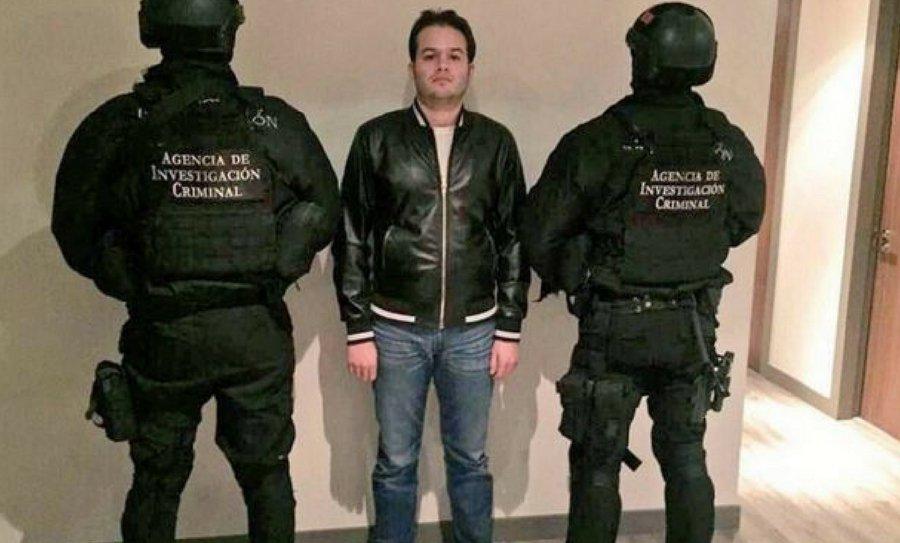 Cae el operador financiero de los hijos del Chapo en la CDMX