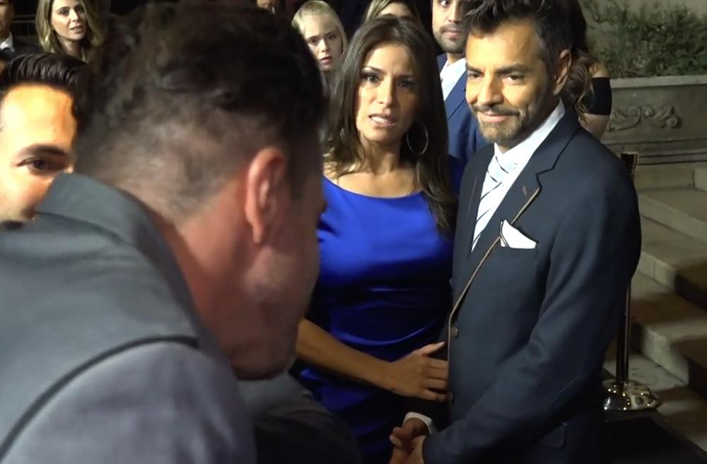 Alessandra Rosaldo en contra de cachetada de Eduardo Yáñez a reportero