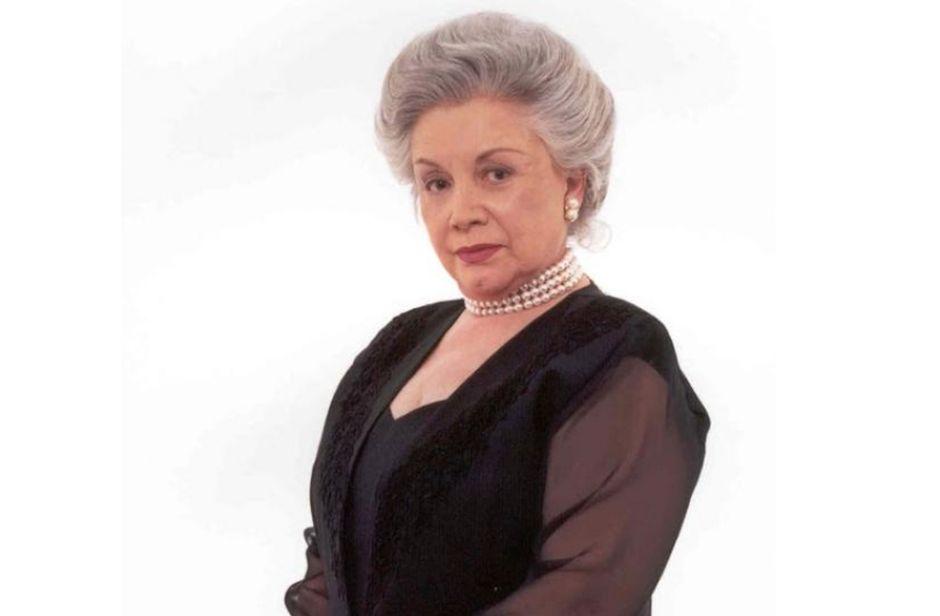 Muere la primera actriz Evangelina Elizondo