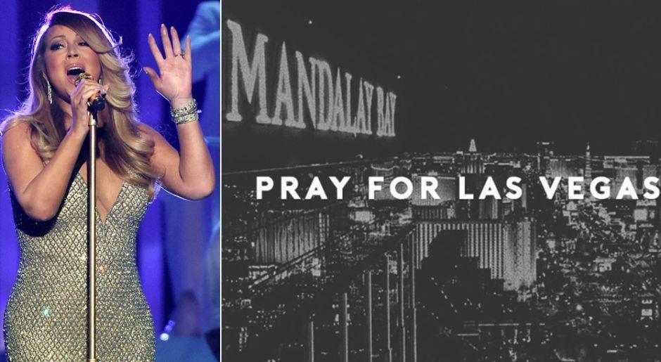 El mundo del espectáculo está de luto por la masacre en Las Vegas