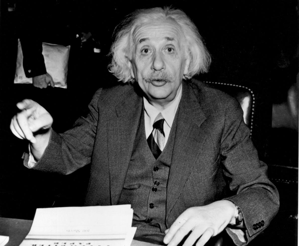 Einstein sabía que sus pensamientos tendrían mucho valor.