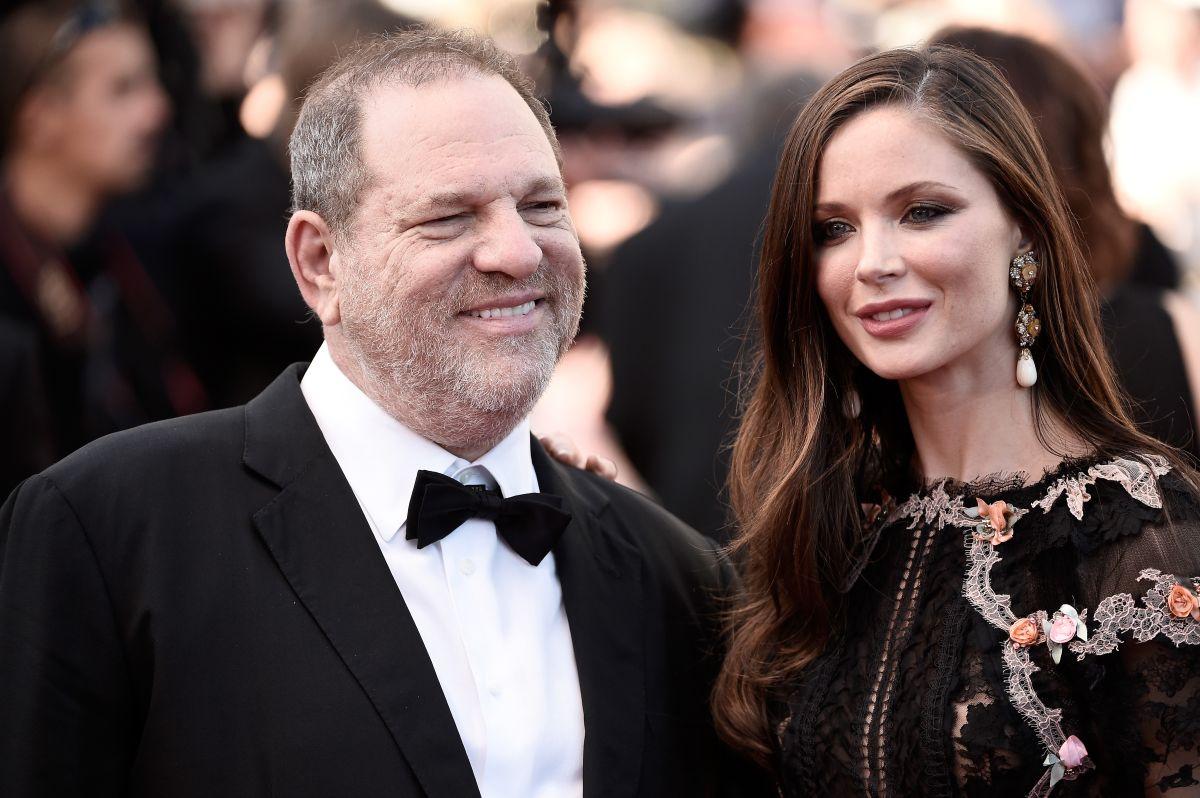 ¿Qué ha sido de la esposa de Harvey Weinstein?
