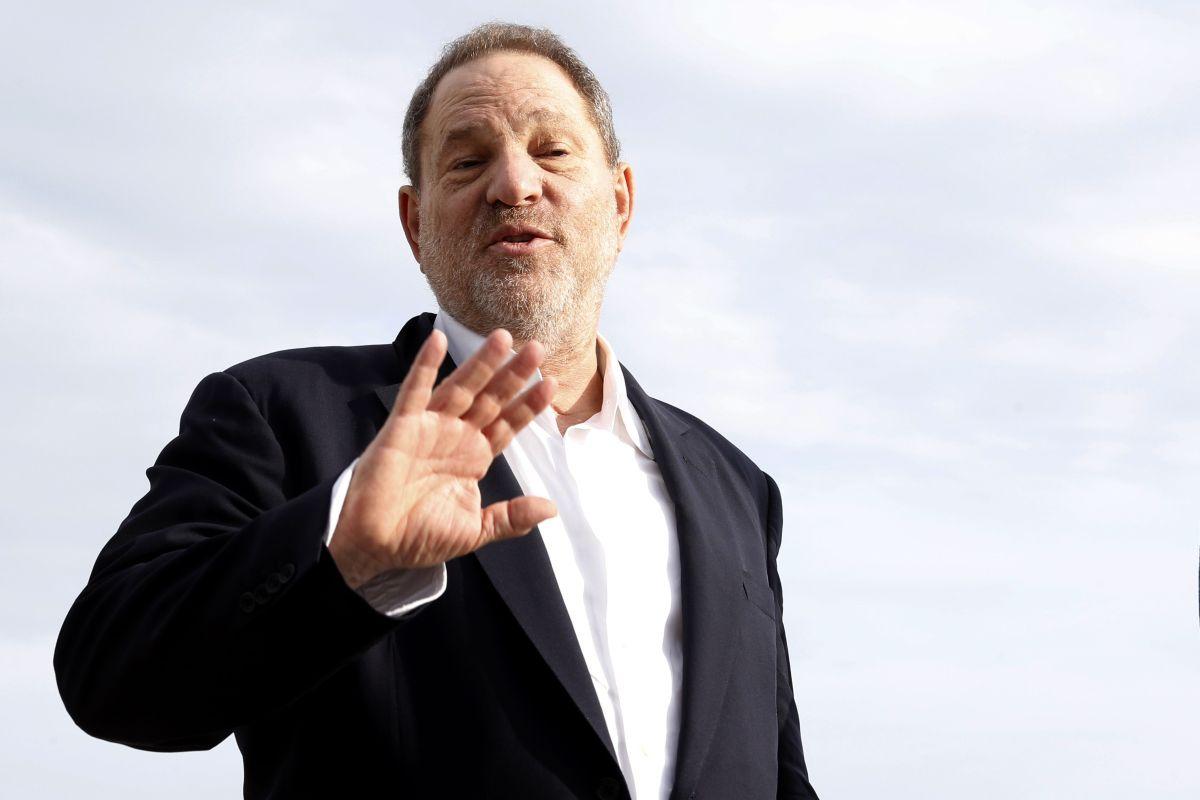Y ¿dónde está Harvey Weinstein?