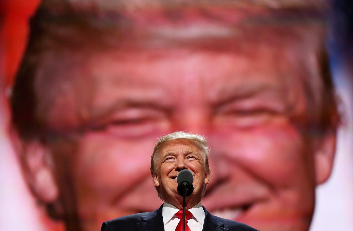 Trump prende las alarmas al hacer propuesta propia de un dictador