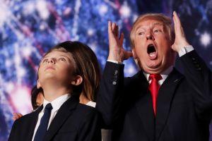 Trump, ¿el estudiante más tonto?