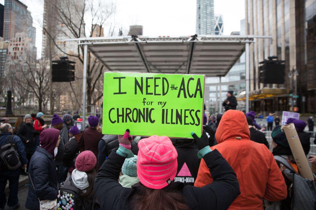 'La orden ejecutiva de salud de Trump es engañosa'