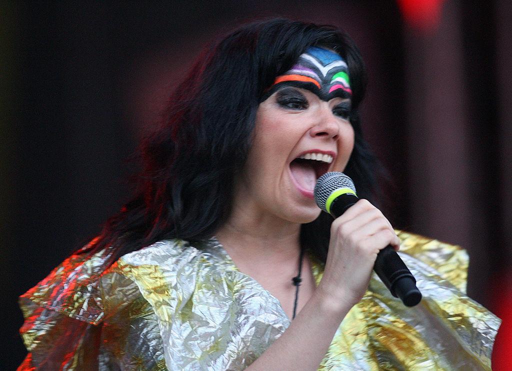 Björk denunció que fue acosada sexualmente por un director danés