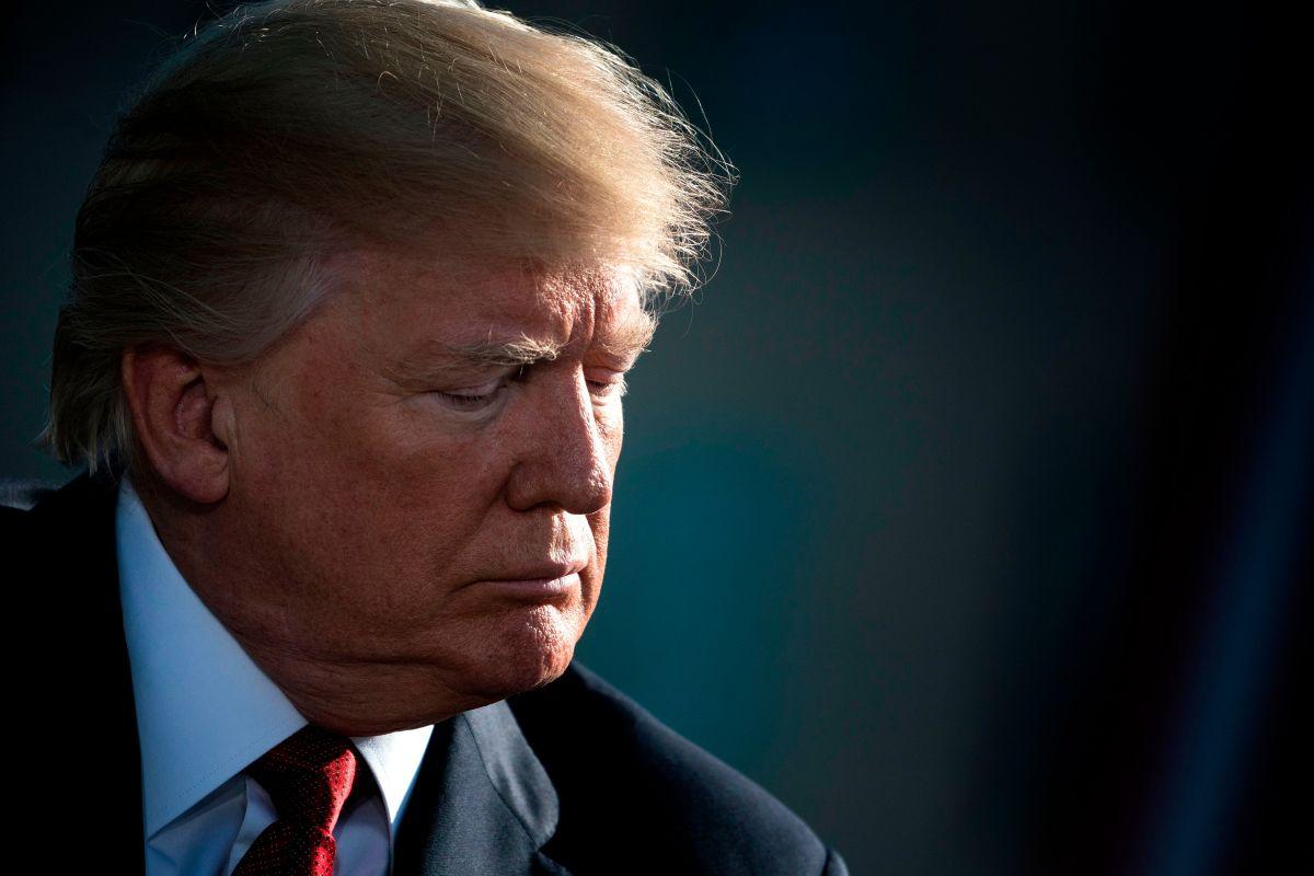 """Bannon: """"Trump tiene solo el 30% de probabilidades de terminar su mandato"""""""