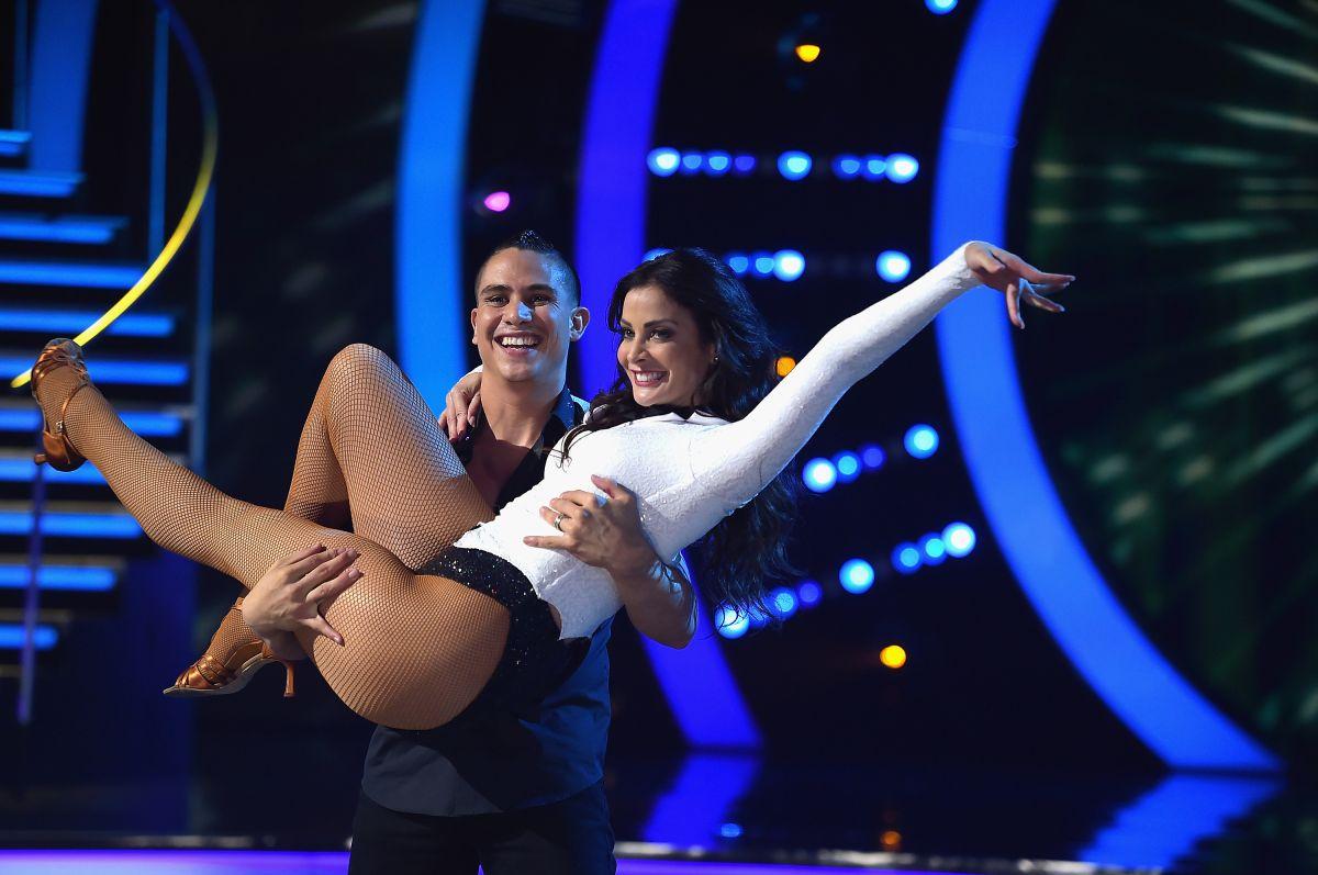 Dayanara Torres conquistó a Wisin con la sensualidad de sus caderas