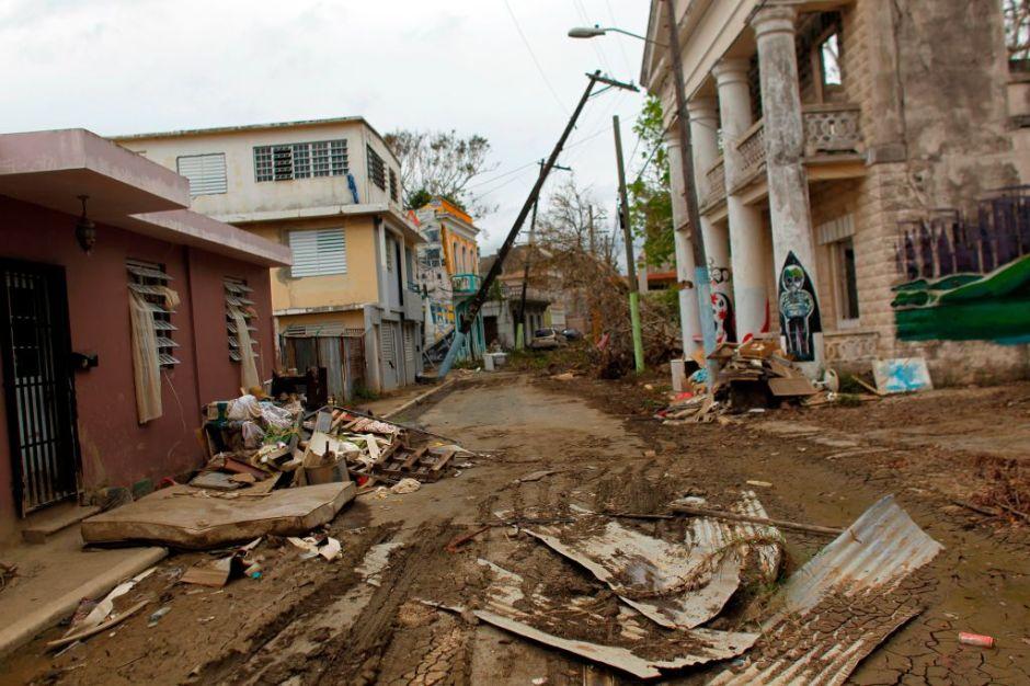 El récord impuesto por la temporada de huracanes en este 2017
