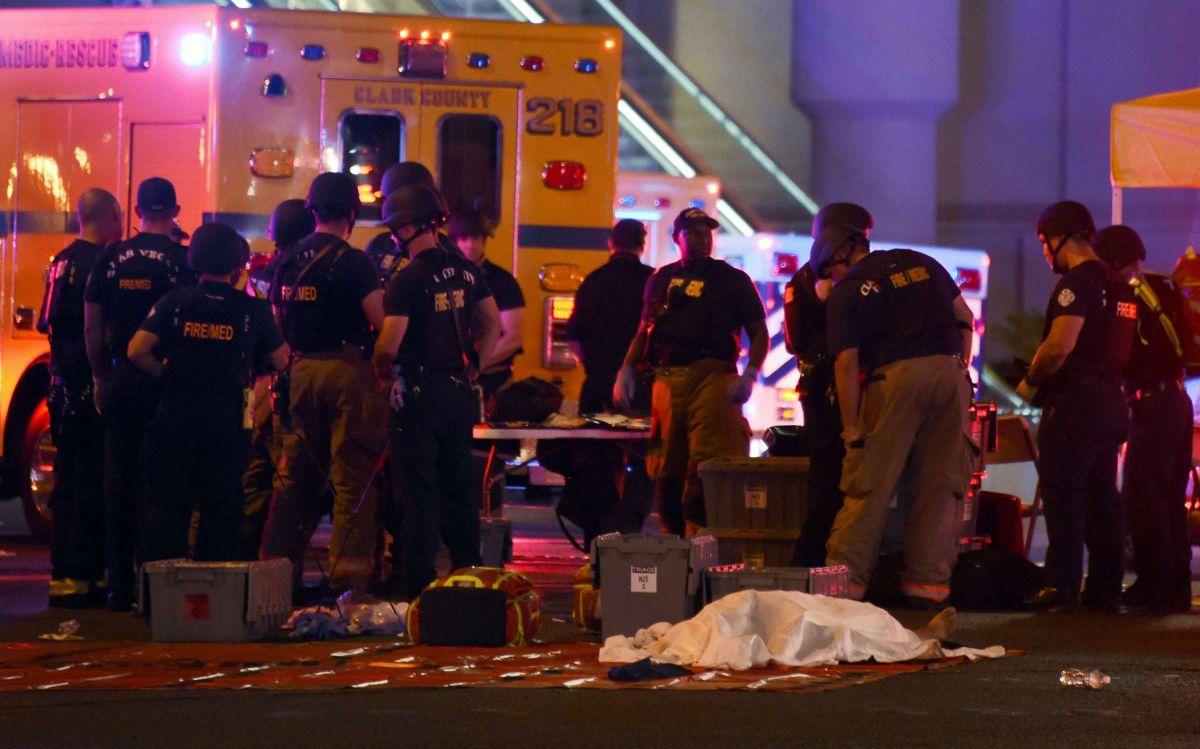 El ataque suma ya 58 personas muertas.