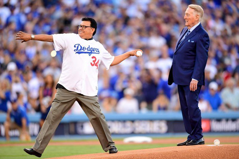 Los Dodgers presumen su realeza ante el mundo entero