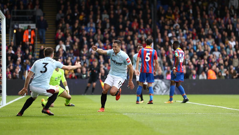 Video: Chicharito anota su cuarto gol con West Ham, pero sigue sin ganar