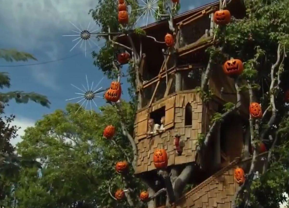 Clausuran casa de espantos en Sherman Oaks por miedo a ataques terroristas