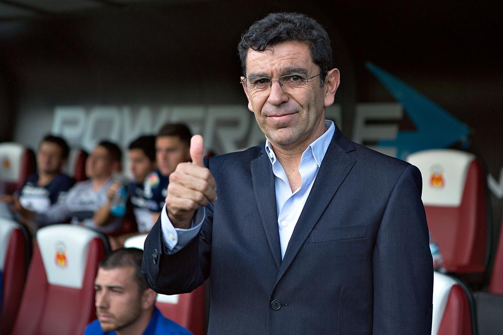 David Patiño toma las riendas de Pumas, tras la renuncia de Sergio Egea