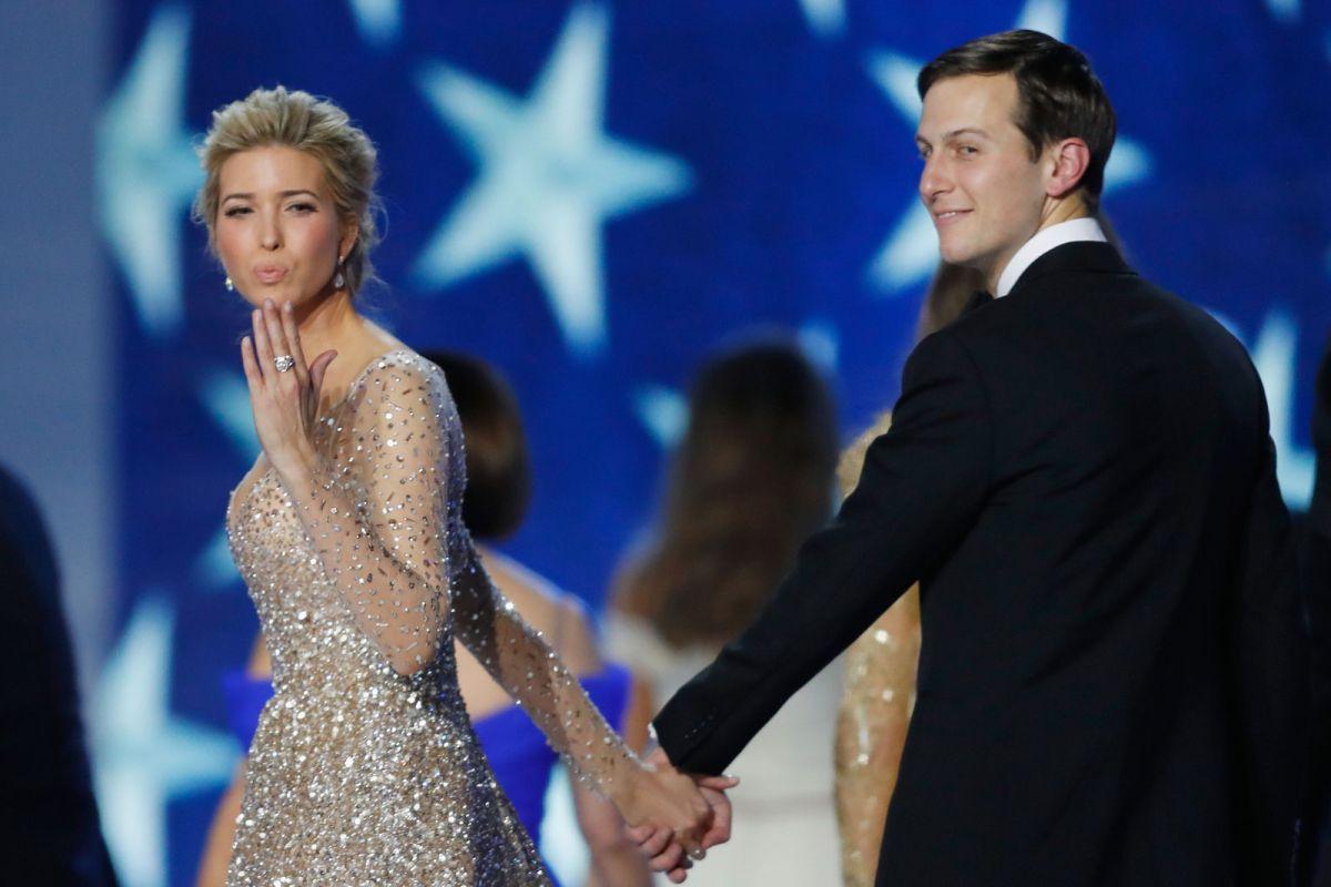 "Ivanka Trump revela su habilidad ""amorosa"" secreta"