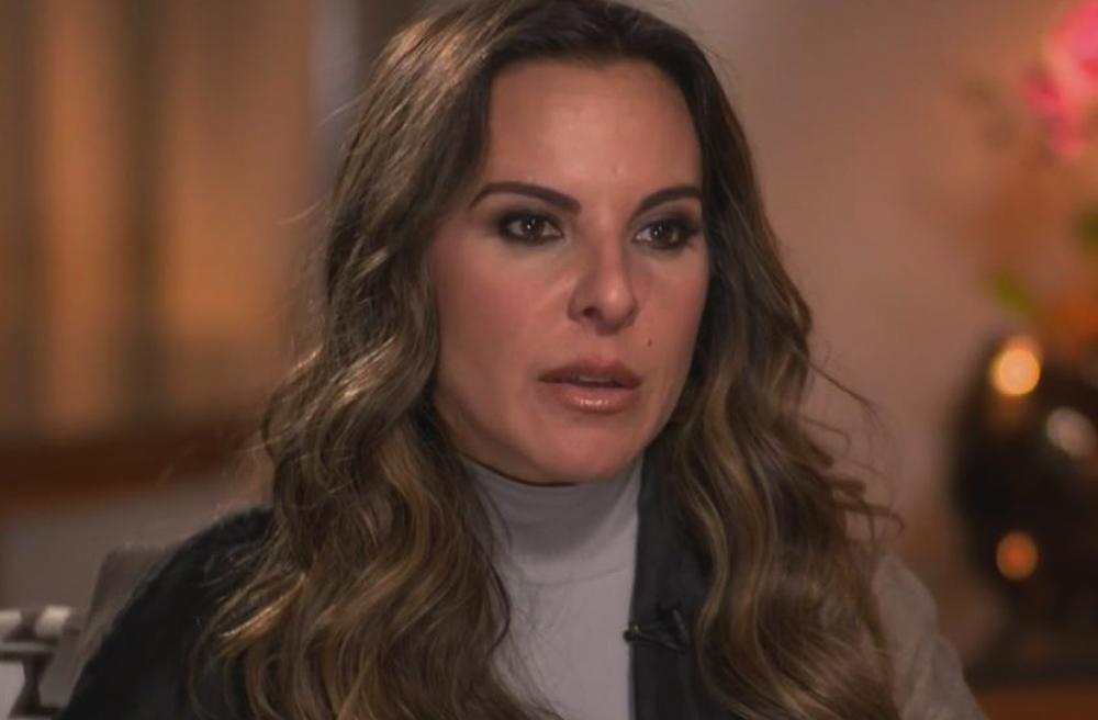 Video: Kate del Castillo habla de su encuentro con Harvey Weinstein