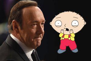 Video: Chiste de 'Family Guy' alude a abuso de niños por Kevin Spacey