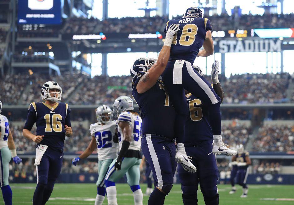 NFL: Rams son la sorpresa del primer mes tras ganar en Dallas (resultados semana 4)